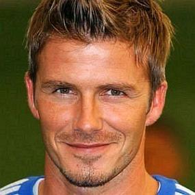 David Beckham worth
