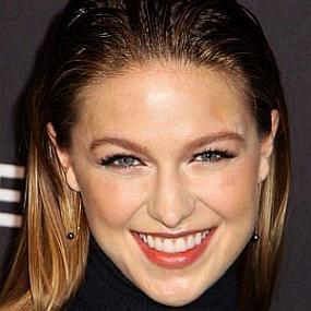 height of Melissa Benoist