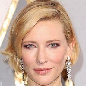 Cate Blanchett worth