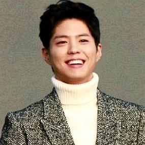 Park Bo-gum worth