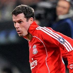 Jamie Carragher worth