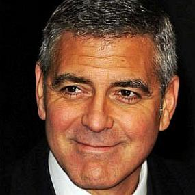 height of George Clooney