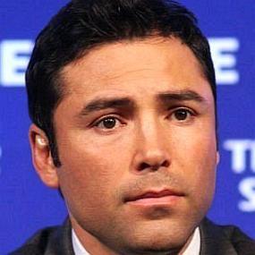 Oscar De La Hoya worth