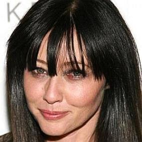 height of Shannen Doherty