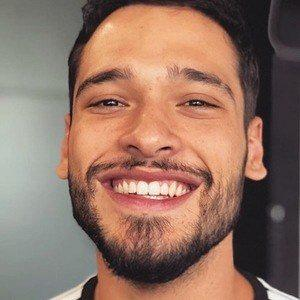 height of Bruno Fagundes
