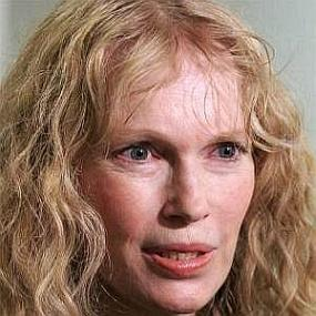 Mia Farrow worth