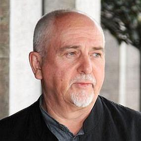 Peter Gabriel worth