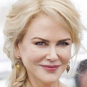 Nicole Kidman worth