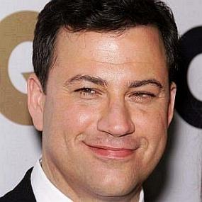 height of Jimmy Kimmel