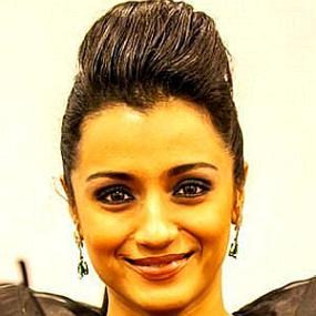 Trisha Krishnan worth