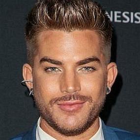 Adam Lambert worth