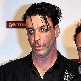 Till Lindemann worth