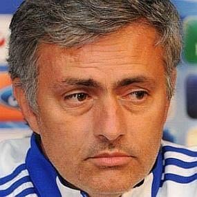 height of Jose Mourinho