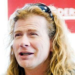 height of Dave Mustaine