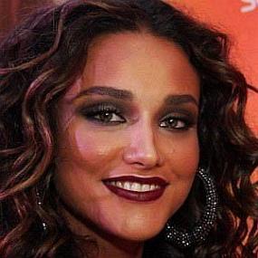 height of Debora Nascimento