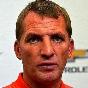 Brendan Rodgers worth
