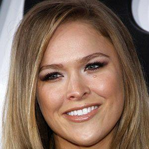 Ronda Rousey worth