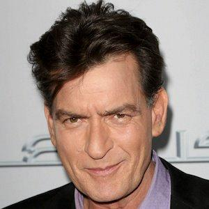 height of Charlie Sheen