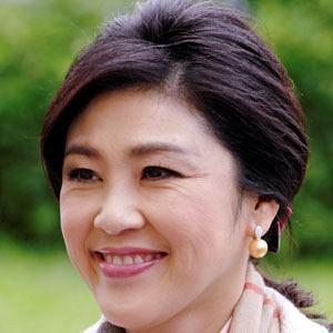 height of Yingluck Shinawatra