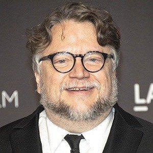 height of Guillermo del Toro