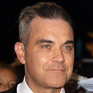 Robbie Williams worth