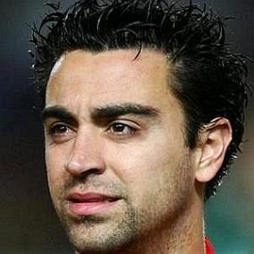 Xavi worth