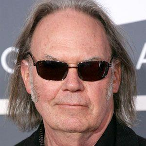 height of Neil Young